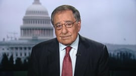 Former Secretary of Defense Leon Panetta on US calling off military strikes