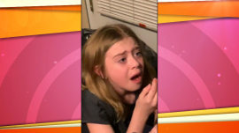Alabama girl cries happy tears over BTS surprise