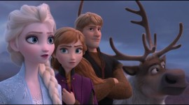 See the 1st full trailer for 'Frozen 2'