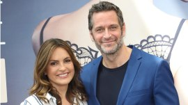Mariska Hargitay recalls crying on her 1st date with Peter Hermann