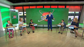 Are you smarter than a 5th grader? Play along with host John Cena