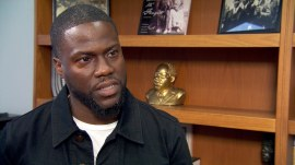 Why Kevin Hart wants to teach children about money
