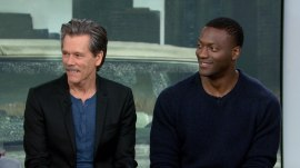 Kevin Bacon, Aldis Hodge talk 'City on a Hill'