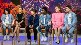 'Stranger Things' teens dish on the return of the hit show