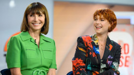 Mary Steenburgen and Jessie Buckley talk new movie 'Wild Rose'