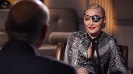 Madonna explains her 'Madame X' persona and new eye patch