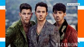 Jonas Brothers talk marriage with Harper's Bazaar