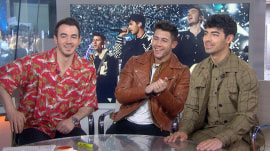 Jonas Brothers on music, marriage and getting back together