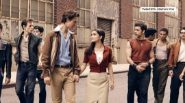 1st look at upcoming remake of 'West Side Story'