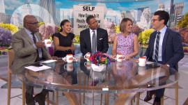 Do you re-wear sweaty workout clothes? Anchors weigh in