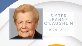 Sister Jeanne O'Laughlin, who helped transform South Florida, dies at 90