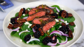 Meal-prep recipes: Adam Richman serves steak 3 ways