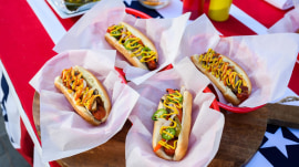 July 4th recipes: Make Siri Daly's beer-soaked hot dogs