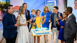 Dylan Dreyer reveals the gender of baby No. 2