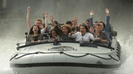 Sneak a peek at Universal's new Jurassic World