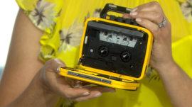 Celebrating 40 years since Sony's iconic Walkman debuted