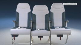 Airlines are finally fixing the middle seat: TODAY anchors take a look