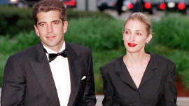 See more rare footage from JFK Jr. and Carolyn Bessette's wedding