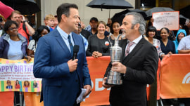 Golf Channel's David Feherty shares details about The Open