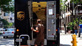 How the brutal heat wave is taking a toll on UPS workers