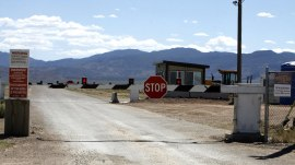 What is Area 51? Military warns against rushing secret base