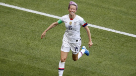 US women's soccer team gears up for NYC ticker-tape parade