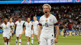 US women's soccer accused of being 'arrogant' ahead of England match