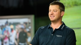 PGA Tour champ Nate Lashley on his emotional journey to victory