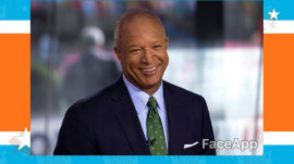 See the TODAY anchors age themselves using FaceApp