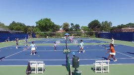 Tennis nonprofit brings lessons to new generation of children