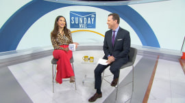 How would Willie Geist and Morgan Radford spend time during a blackout?