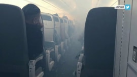 Hawaiian Airlines flight makes emergency landing after smoke fills cabin