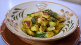 Pumpkin recipes for fall: Make gnocchi, fritters and flatbread