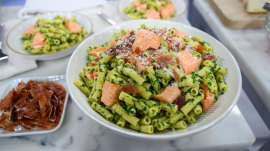 Make-ahead Monday: Turn salmon into 3 different meals this week