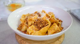 See how to make your own handmade pasta at home