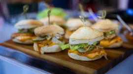 TODAY Cafe face-off: Al and Natalie compete for best sliders