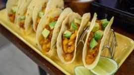 Make Daphne Oz's healthier turkey tacos