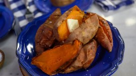 Meal-prep recipes: Use sweet potatoes for 3 meals