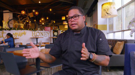 Chef overcomes obstacles to become successful restaurateur