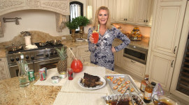 Don't have a grill? Make Sandra Lee's super simple barbecue recipes using pantry staples