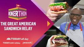 Rokerthon returns with a sandwich-making relay