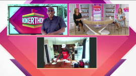 Rokerthon: Hoda and Jenna wish Al Roker luck during his sandwich relay