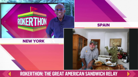 Rokerthon 2020: Al Roker and chefs will attempt new record for sandwich-making relay