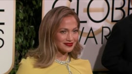 Best-dressed on Golden Globes red carpet: Skin was in, white was right