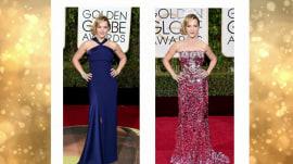 Golden Globe re-dos: Bobbie Thomas swaps stars' looks