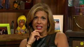 Hoda reveals which men of TODAY she would 'Shag, Marry, Kill'