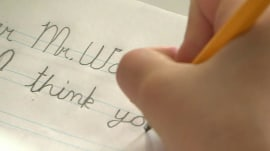 Bill would require Washington state students to learn cursive