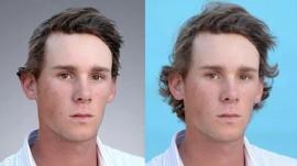 Golfer Thomas Pieters: PGA gave me a Photoshop haircut