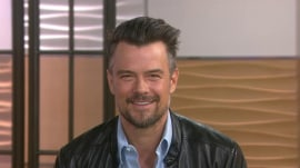 Watch Josh Duhamel try to identify his co-stars by their teeth