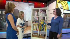 10 ways to organize your desk, media center, pantry